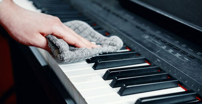How To Clean A Piano?: Ways To Clean Piano Keys