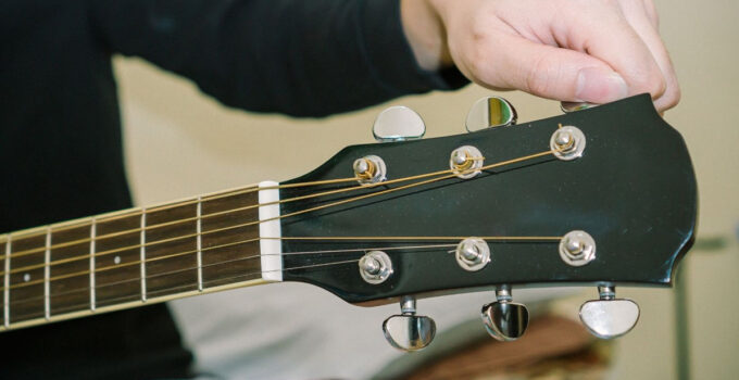 How To Tune A Guitar?: Easy Beginner's Guide